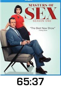 Masters of Sex Season 1 Bluray Review