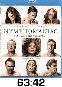 Nymphomaniac Bluray Review