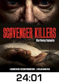 Scavenger Killers DVD Review