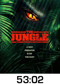 The Jungle Bluray Review