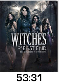 Witches East End Season 1 DVD Review
