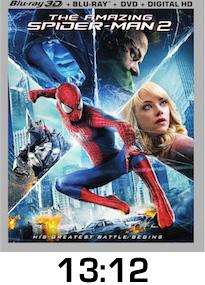 Amazing Spider-Man 2 Bluray Review