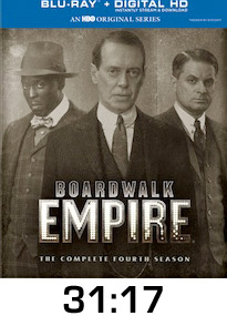 Boardwalk Empire Season 4 Bluray Review