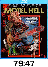 Motel Hell Bluray Review