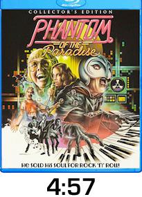 Phantom of the Paradise Bluray Review