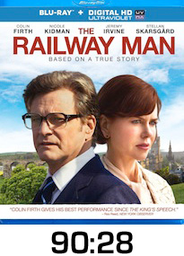 The Railway Man Bluray Review