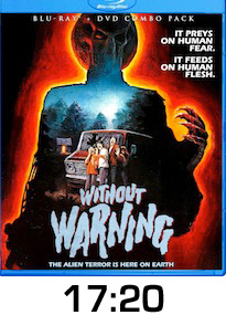 Without Warning Bluray Review