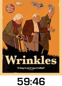 Wrinkles DVD Review