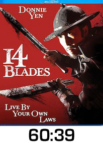 14 Blades Bluray Review