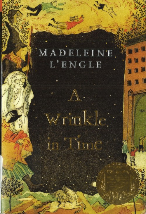 A Wrinkle in Time, Cover Art