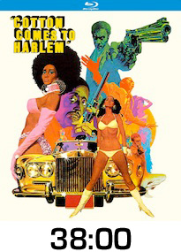 Cotton Comes to Harlem Bluray Review