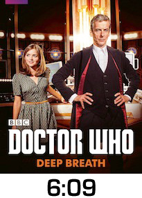 Doctor Who Deep Breath Bluray Review