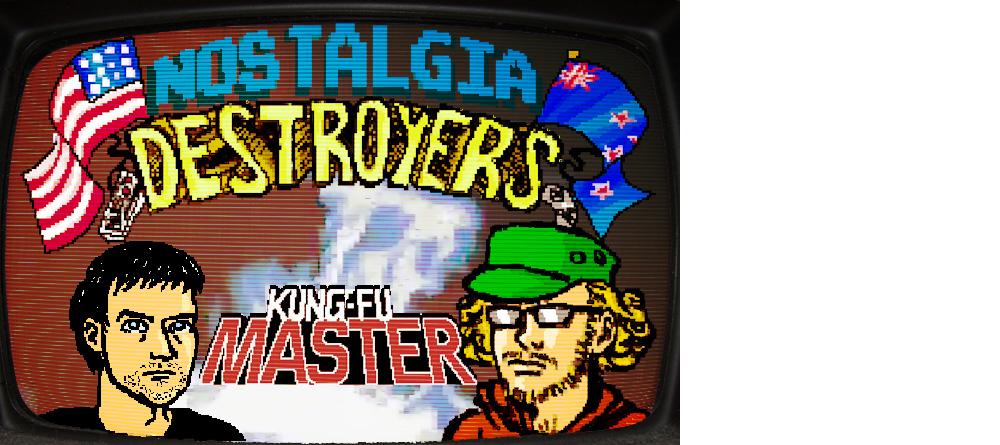 Nostalgia Destroyers KF Master Carousel
