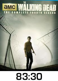 Walking Dead Season 4 Bluray Review