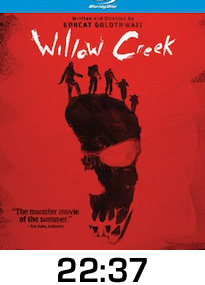 Willow Creek Bluray Review