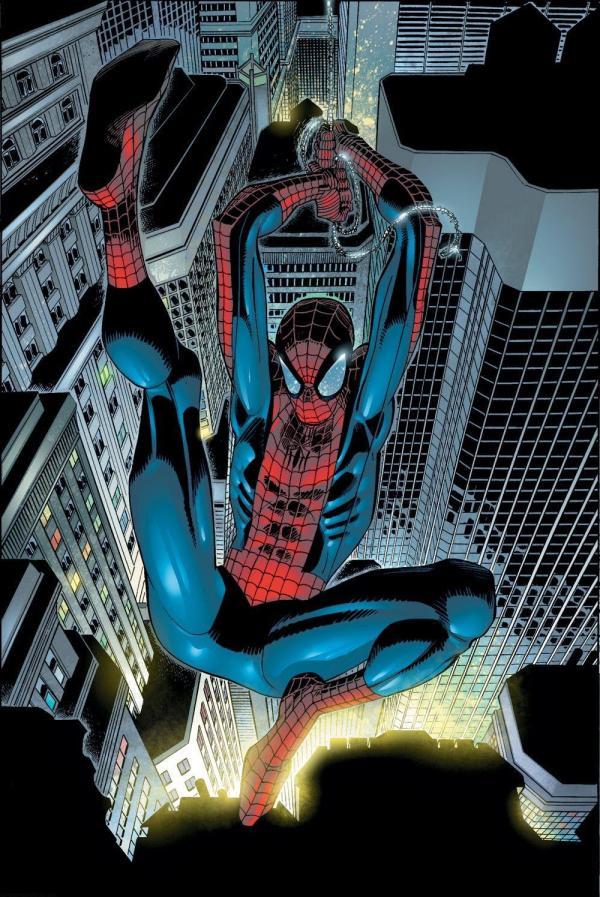 Top 5 Spider-man Artists Of