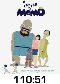 A Letter to Momo DVD Review
