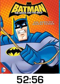 Batman Brave and Bold Season 2 Bluray Review