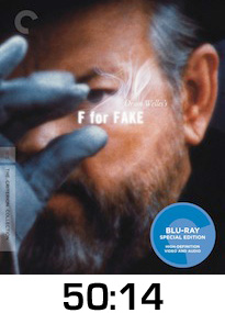 F for Fake Bluray Review