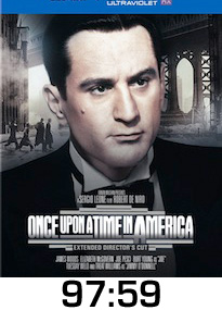Once Upon a Time in America Bluray Review