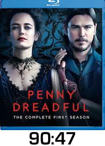 Penny Dreadful Season 1 Bluray Review