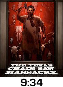 Texas Chainsaw Massacre 40th Anniversary Bluray Review
