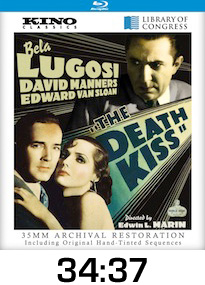 The Death Kiss Bluray Review