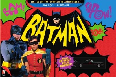 Batman TV Series Bluray Review