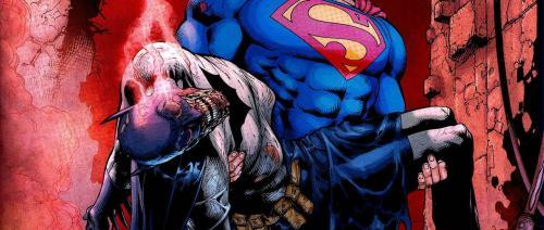 Batman dies Final Crisis