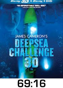 Deepsea Challenge 3D Bluray Review