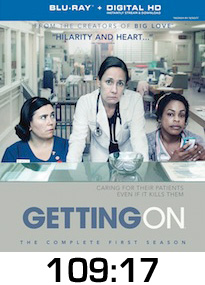 Getting On Season 1 Bluray Review
