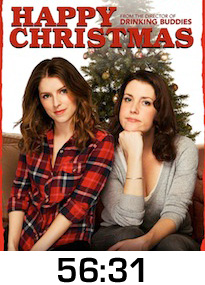Happy Christmas DVD Review