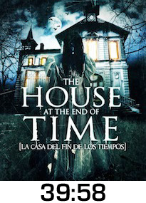 House at the End of Time DVD Review
