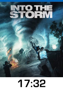 Into The Storm Bluray Review