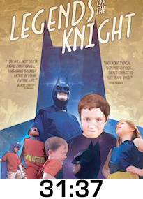 Legends of the Knight DVD Review