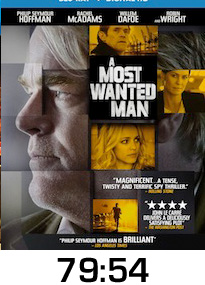 Most Wanted Man Bluray Review