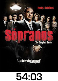 Sopranos Complete Series Bluray Review
