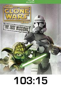 Star Wars Clone Wars Lost Missions Bluray Review