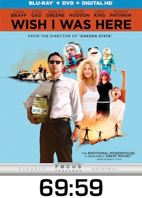 Wish I Was Here Bluray Review