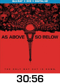 As Above So Below Bluray Review
