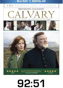 Calvary Bluray Review