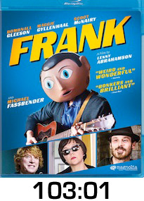 Frank Bluray Review