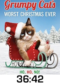 Grumpy Cats Worst Christmas Ever DVD Review