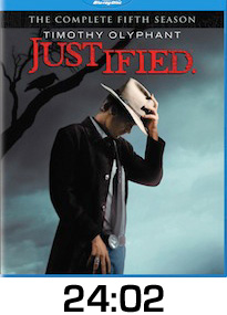 Justified Season 5 Bluray Review