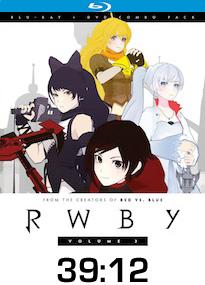 RWBY Season 2 Bluray Review