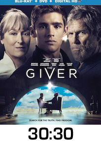 The Giver Bluray Review