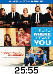 This Is Where I Leave You Bluray Review