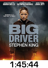 Big Driver DVD Review