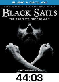 Black Sails Season 1 Bluray Review