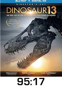 Dinosaur 13 Bluray Review